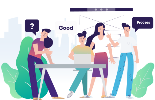 Teamwork Technology Work Process